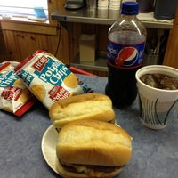 Photo taken at Billy D's Hamburgers by Tom D. on 10/3/2013