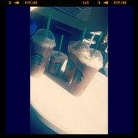 Photo taken at Starbucks by Mitchell M. on 10/10/2013