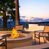 Photo taken at Sheraton San Diego Hotel & Marina by Benji G. on 8/12/2014