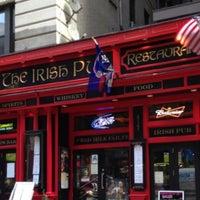 Photo taken at The Irish Pub by Mignon M. on 12/31/2012