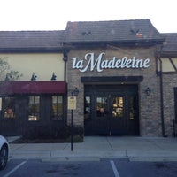 Photo taken at la Madeleine Country French Café by Jonathan C. on 11/6/2012