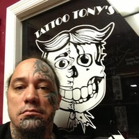 Photo taken at Under My Skin Tat2 by TattooTony R. on 10/19/2012