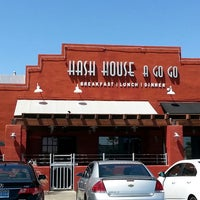 Photo taken at Hash House A Go Go by Leilani G. on 5/19/2013