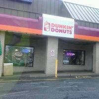 Photo taken at Dunkin Donuts by Nancy A. K. on 12/18/2012