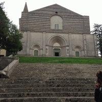 Photo taken at Basilica di San Fortunato by Stefano . on 9/24/2015