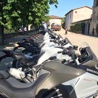 Photo taken at Castello di Nipozzano by Richard D. on 6/29/2016