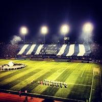Photo taken at Estadio Tecnológico by Tony C. on 5/2/2013