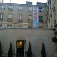 Photo prise au Musée Maillol par Soum F. le9/20/2012
