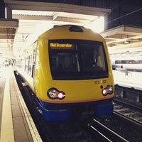 Photo taken at Platform 9 by Gordon C. on 6/16/2015