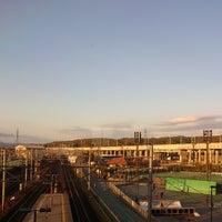 Photo taken at Higashi-Kanazawa Station by Izumi T. on 5/2/2013