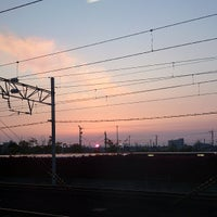 Photo taken at Higashi-Kanazawa Station by Izumi T. on 5/5/2013