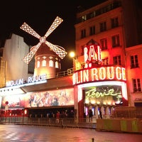 Photo taken at Moulin Rouge by Aret S. on 1/11/2013