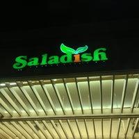 Photo taken at Saladish by Ana M. on 11/20/2012