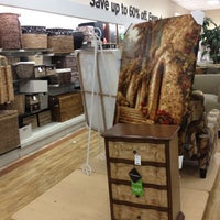 Photo taken at HomeGoods by Beau B. on 10/11/2012