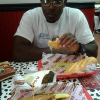 Photo taken at Firehouse Subs by Ms. Irion L. on 10/26/2012