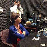 Photo taken at 97.9 FM WCHL Studios by Brittany V. on 7/24/2014