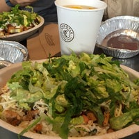 Photo taken at Chipotle Mexican Grill by Elvis A. on 2/7/2015