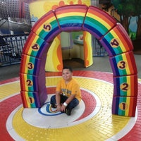 Photo taken at Port Discovery Children's Museum by Chelly L. on 5/29/2013