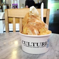 Photo taken at Culture: An American Yogurt Company by CarbZombie J. on 5/4/2013