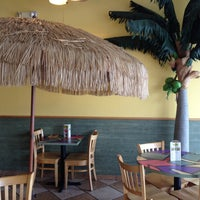 Photo taken at Tropical Smoothie Café by Stephen B. on 4/29/2013