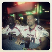 Photo taken at 7 Star Pizza by KD H. on 7/25/2013