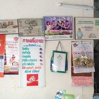 Photo taken at เย็นตาโฟ ป้าเสนา by Natthapong on 2/17/2013