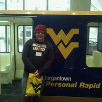 Photo taken at WVU Visitors Center by Dawn W. on 4/4/2013