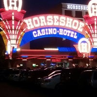 Photo taken at Horseshoe Casino and Hotel by Huhndogger Y. on 1/27/2013