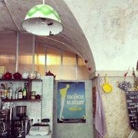 Photo taken at Café Tati by Patrícia S. on 10/14/2012
