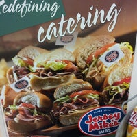 Photo taken at Jersey Mike's Subs by Pat F. on 11/26/2013