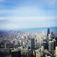 Photo taken at Willis Tower by Pradeep G. on 3/17/2013