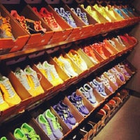 Photo taken at Nike Factory Store by Thmmy V. on 2/3/2013