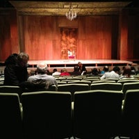 Photo taken at Wyly Theatre by Katie C. on 1/31/2013