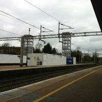 Photo taken at Leighton Buzzard Railway Station (LBZ) by Tristan C. on 3/18/2014