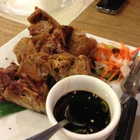 Photo taken at C2 Classic Cuisine by Karla D. on 3/15/2013