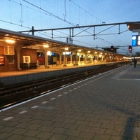 Photo taken at Station Sittard by Raphael J. on 9/21/2012