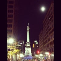 Photo taken at Soldiers & Sailors Monument by Dee A. on 10/1/2012