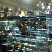 Photo taken at Dave's Down to Earth Rock Shop by Bryan R. on 12/29/2012
