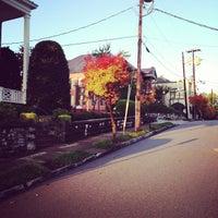 Photo taken at Bluff View Art District by Chris L. on 10/15/2012