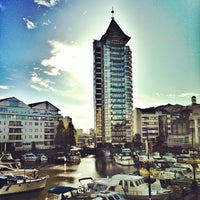 Photo taken at The Chelsea Harbour Hotel London by Rus S. on 11/2/2012