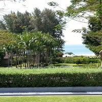 Photo taken at Sheraton Krabi Beach Resort by michela v. on 11/19/2012