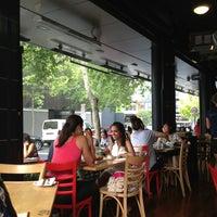 Photo taken at Caffé Sienna Ristorante by Fernando d. on 1/24/2013