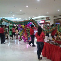 Photo taken at SM City Sta. Rosa by John Kebin S. on 2/10/2013