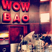 Photo taken at Wow Bao by Jimmy S. on 5/31/2013