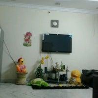 Photo taken at Moti Nagar by RaviKiran E. on 12/21/2012