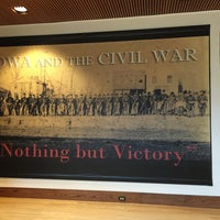Photo taken at State Historical Building of Iowa by Linda F. on 4/24/2015
