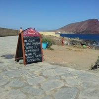 Photo taken at Chiringuito Pirata by Tenerife O. on 5/11/2013