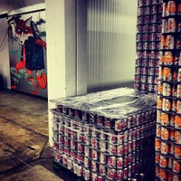 Photo taken at DC Brau Brewing Co by Josh M. on 4/20/2013
