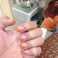 Photo taken at Lolita Her Nails by Da S. on 3/27/2013