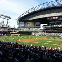 Photo taken at Safeco Field by Gregory L. on 6/29/2013